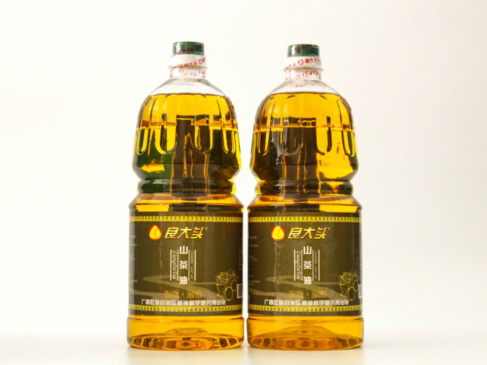 """""""良大头""""原味山茶油1.6L"""